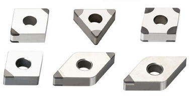 Improved Tool Life Brazed PCBN Inserts Unsurpassed Chip Control CBN Insert Chip