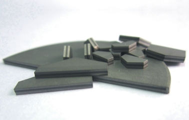 0.5 - 0.8mm Diamond Thickness Sandwich PCD Blanks Diameter Φ 45mm For Drilling