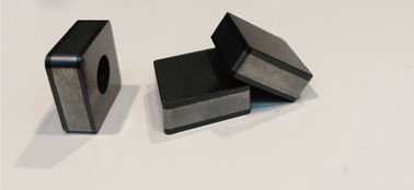 Turning /  Milling Type Sandwich PCBN Inserts Super Hardness CBN Insert Chip